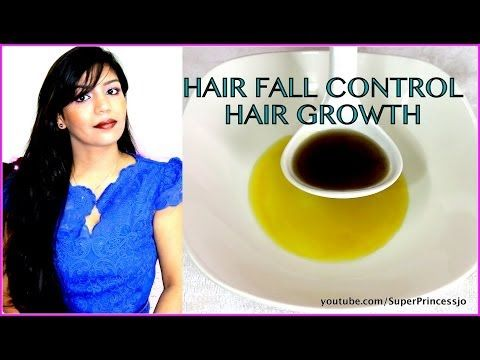 00fcaa5b797 Hair Loss Treatment How To Stop Treat Control Prevent Hair Fall Post  Pregnancy Baby Delivery - YouTube
