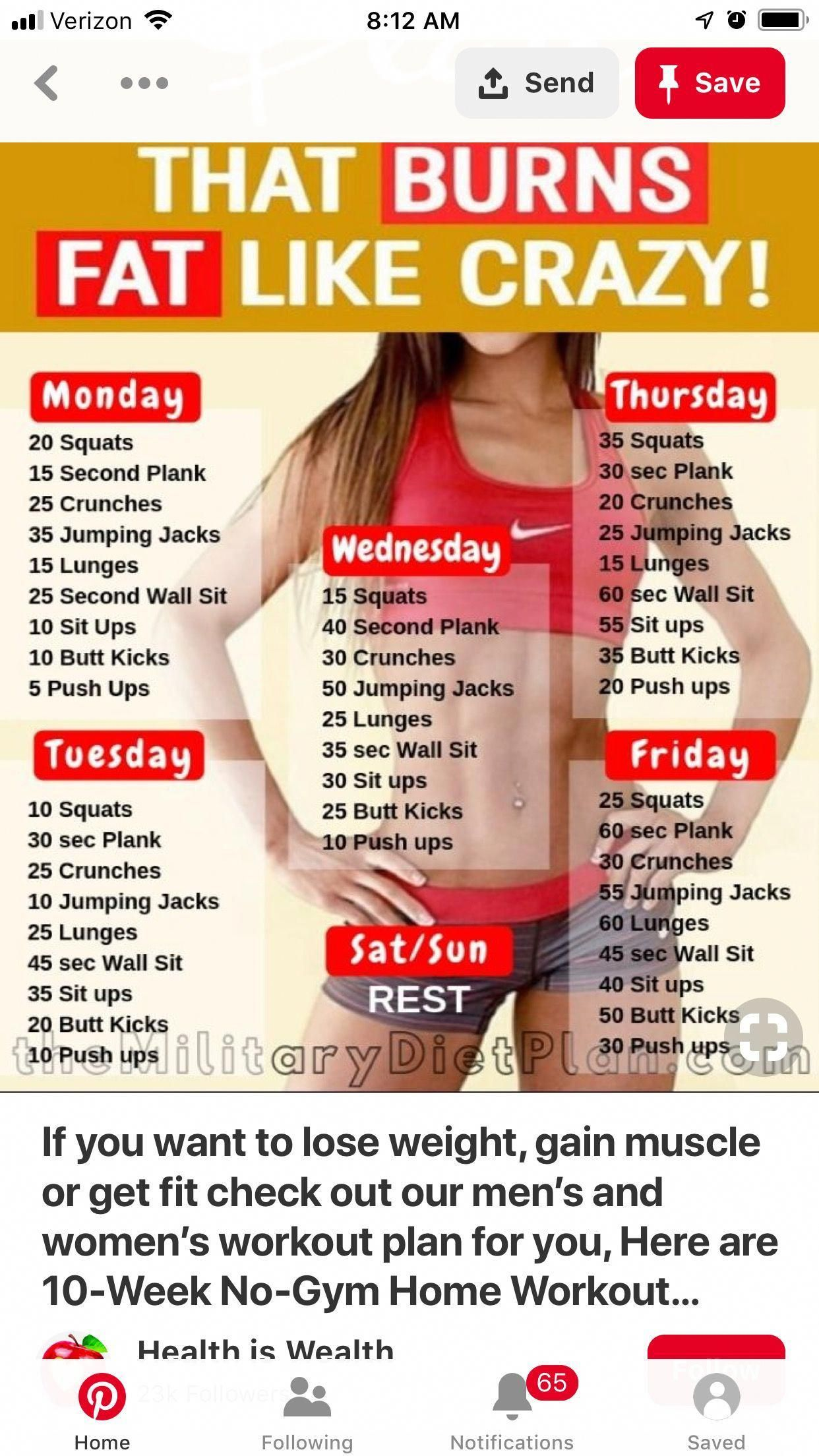 Do this workout at home lose belly - INSTANTLY! - Healthy Checker #workoutchallenge