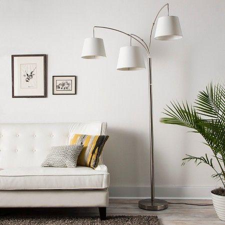 Threshold 3 Arm Arc Floor Lamp Target Lamp Arc Floor Lamps Floor Lamp