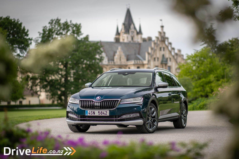 Škoda Superb gets an update for 2020 in 2020 Skoda