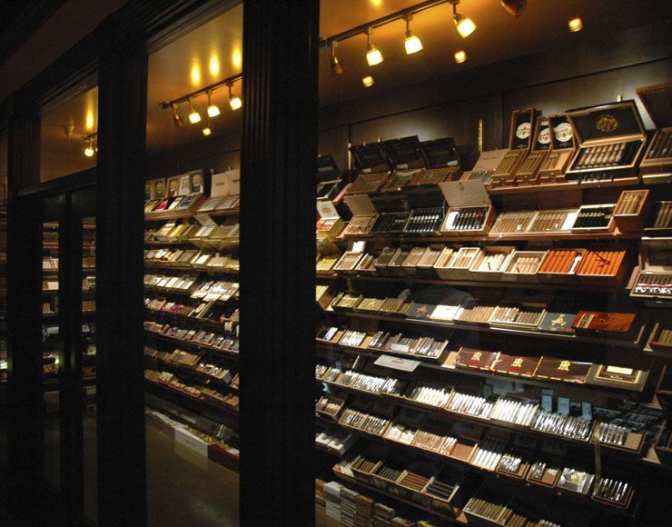 Image result for walk in cigar humidor
