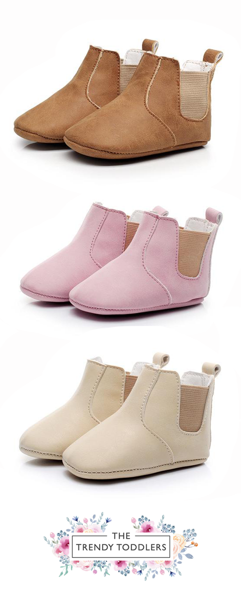 bd3bdeab72ee Soft Sole Boots