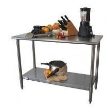 Mesa De Trabajo De Acero Inoxidable Para Cocina | maquinaria | Pinterest