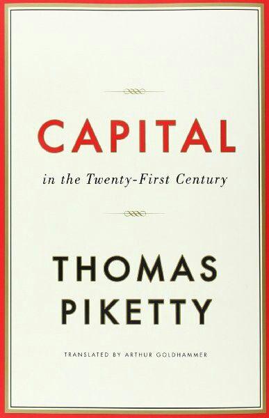 Capital in the Twenty-First Century.