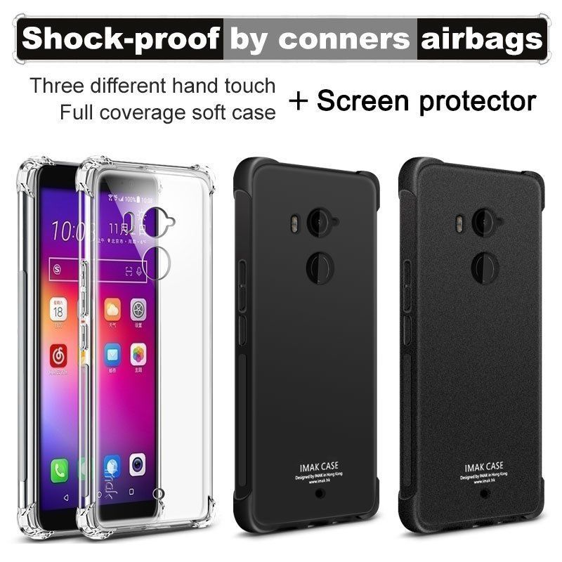 quality design 355f6 a2c95 $12.5 AUD - Imak 360 Protection Set Tough Tpu Case Cover For Htc U11 ...