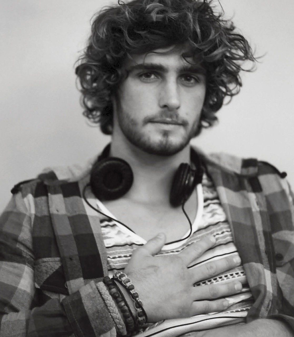 Alex Libby By Bruce Weber Pinned From Pinto For Ipad Men Q