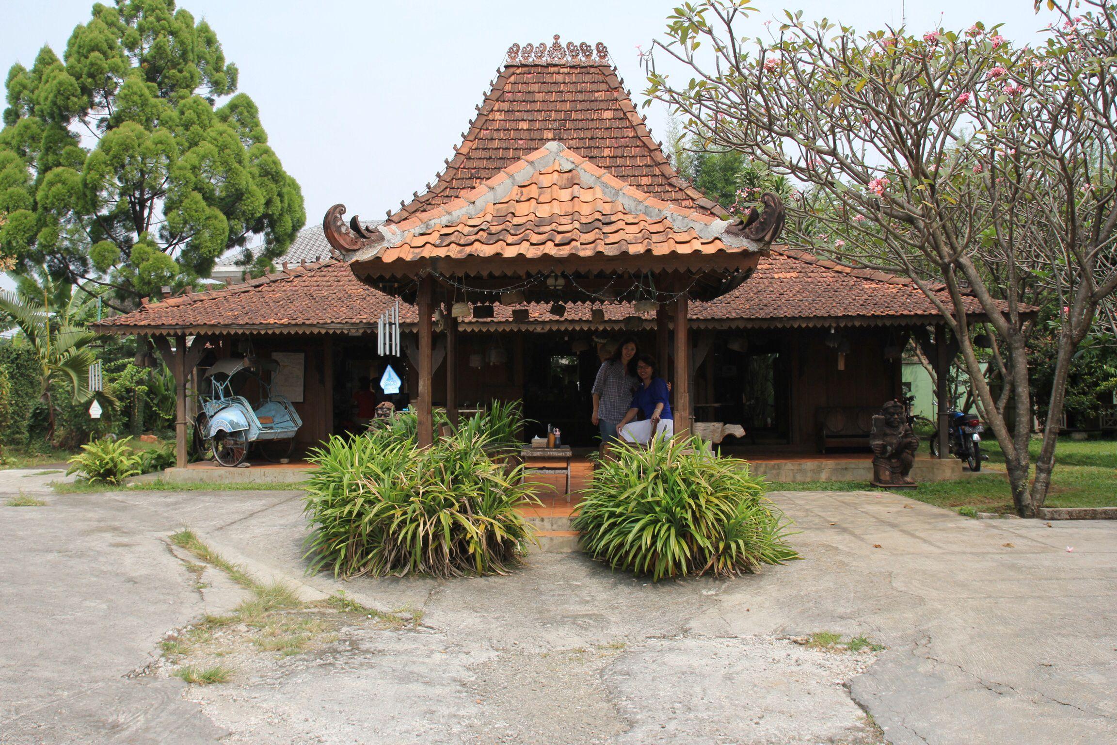 Rumah Adat Dari Bali
