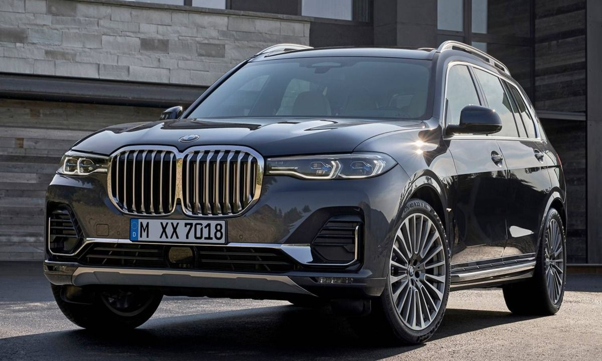 New Bmw X7 Is The 7 Series Suv You Ve Been Waiting For Bmw X7