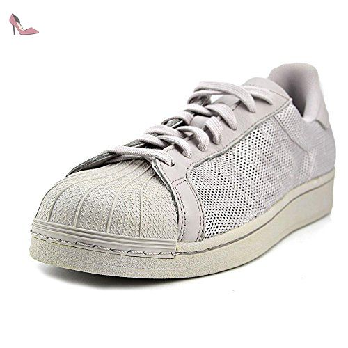 Adidas Superstar Triple Hommes US 13 Gris Baskets - Chaussures adidas  (*Partner-Link