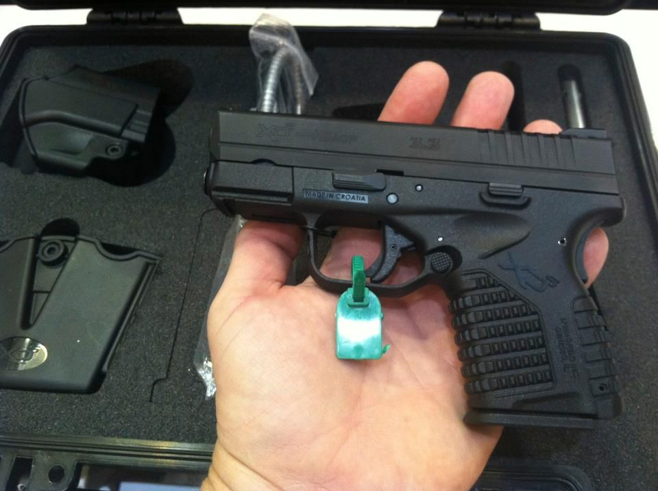 Springfield XD  45 Compact   Armed & Dangerous   Guns, Springfield