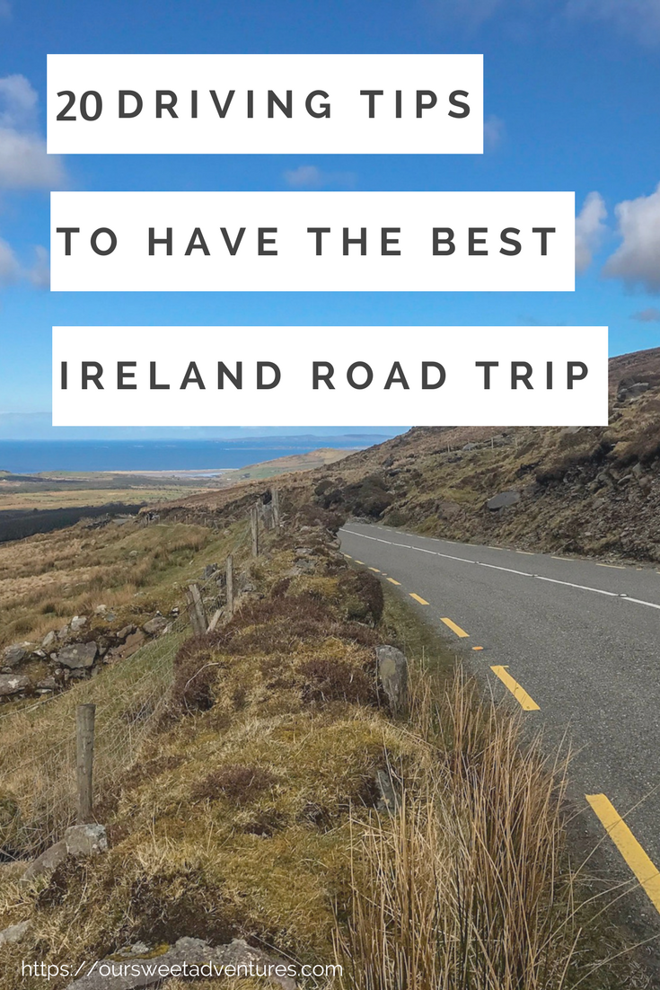 20 Helpful Driving Tips To Have The Best Ireland Road Trip Our