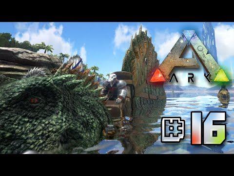 Raid? - Ark Survival Evolved || Ep 17 - YouTube | Jrassic