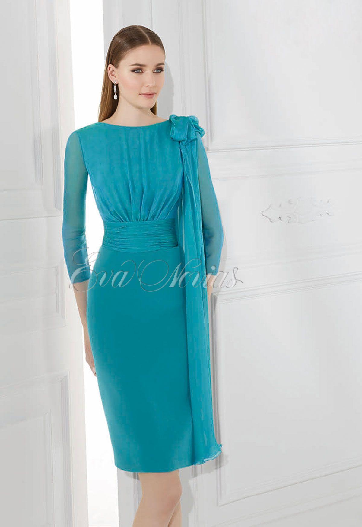 Vestido de fiesta Patricia Avendaño 2016 Modelo 1988 en Eva Novias ...