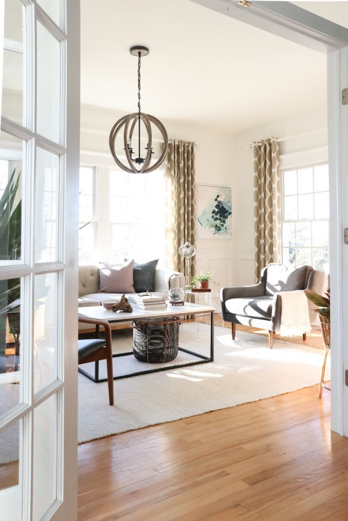 Simple Dining Room Decor For A Transitional Season: 5 Simple Styling Tips To Transition To Spring