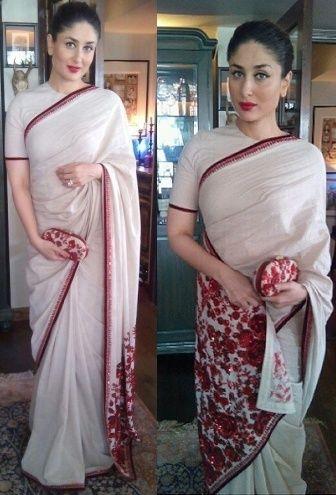 Kareena Kapoor Fashion Style Indian Wedding Fashion Kareena Kapoor Saree Saree Styles
