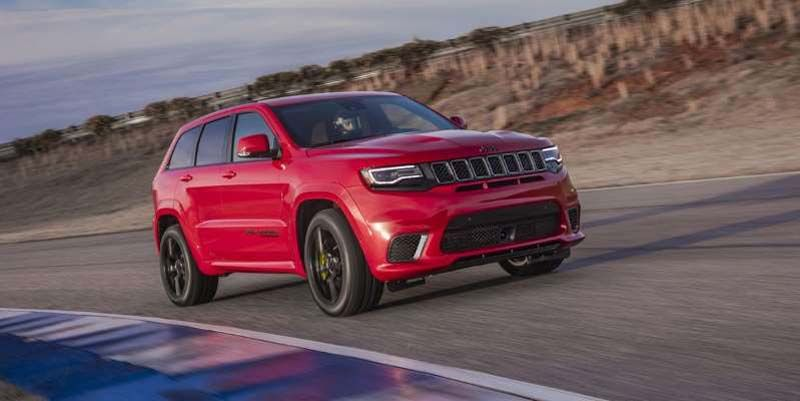 Six Things You Learn Driving The Hellcat Powered Jeep Grand