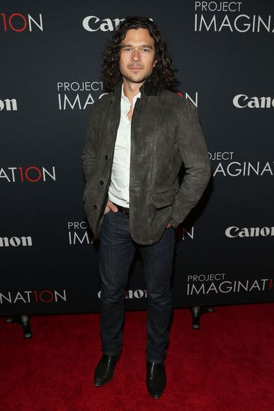 luke arnold | Luke Arnold Actor Luke Arnold attends the Premiere Of Canon's Project ...