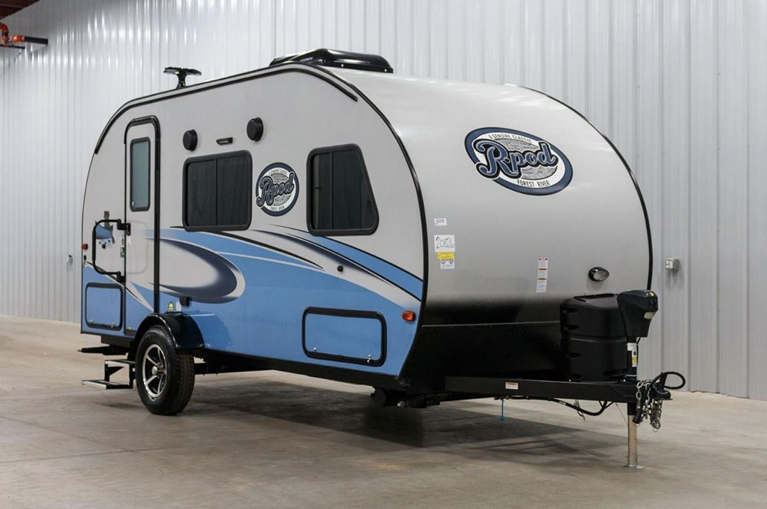 Check Out The 2018 Forest River R Pod 180 Take This Little Unit