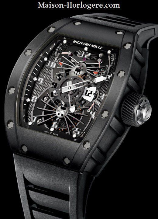Richard Mille Tourbillon Rm 022 Carbone Price 700 000 Richard
