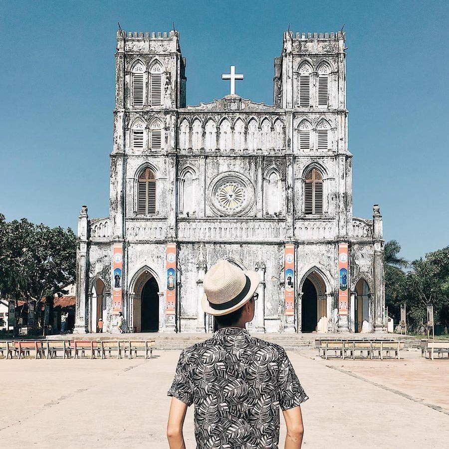 Chekin Nhà thờ Mằng Lăng | Tours, Du lịch, Nhà thơ