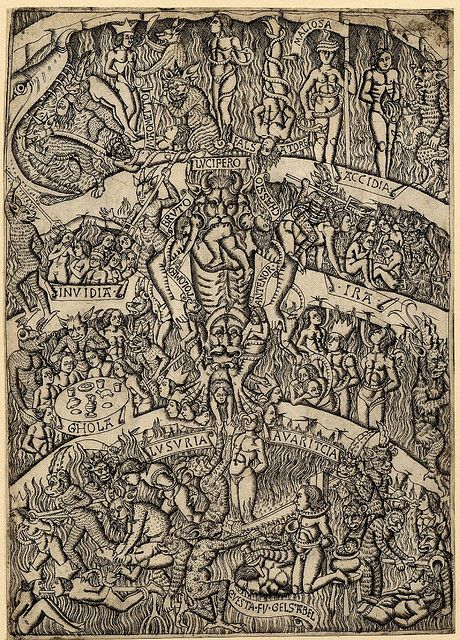 Dante's 'Inferno' in 2019 | Dante | Dantes inferno, Demon art, Danse on supernatural map, narco map, beowulf map, aeneid map, purgatorio map, divine comedy map, autobahn map, gta san andreas map, 9 circles of hell map, battlefield map, the odyssey map, revelation map,