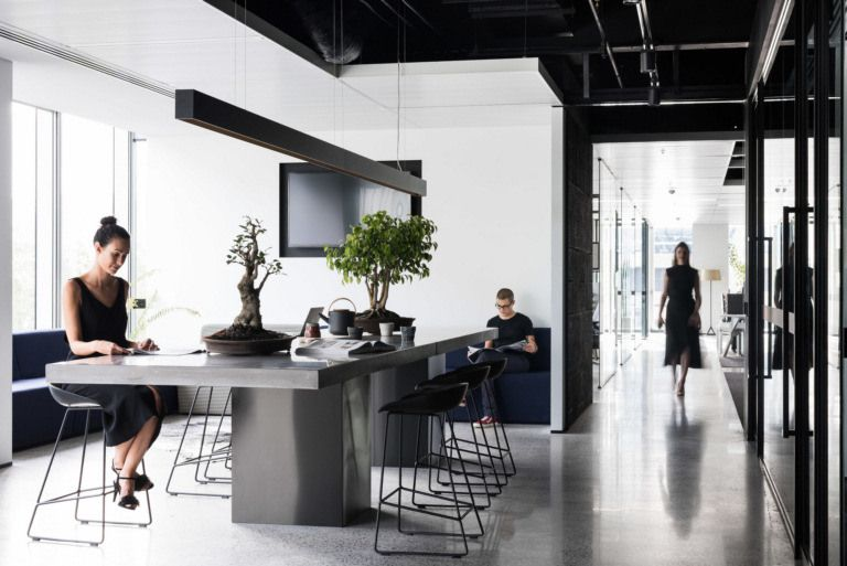 Office Tour Multiplex Offices Perth Contract Design Office