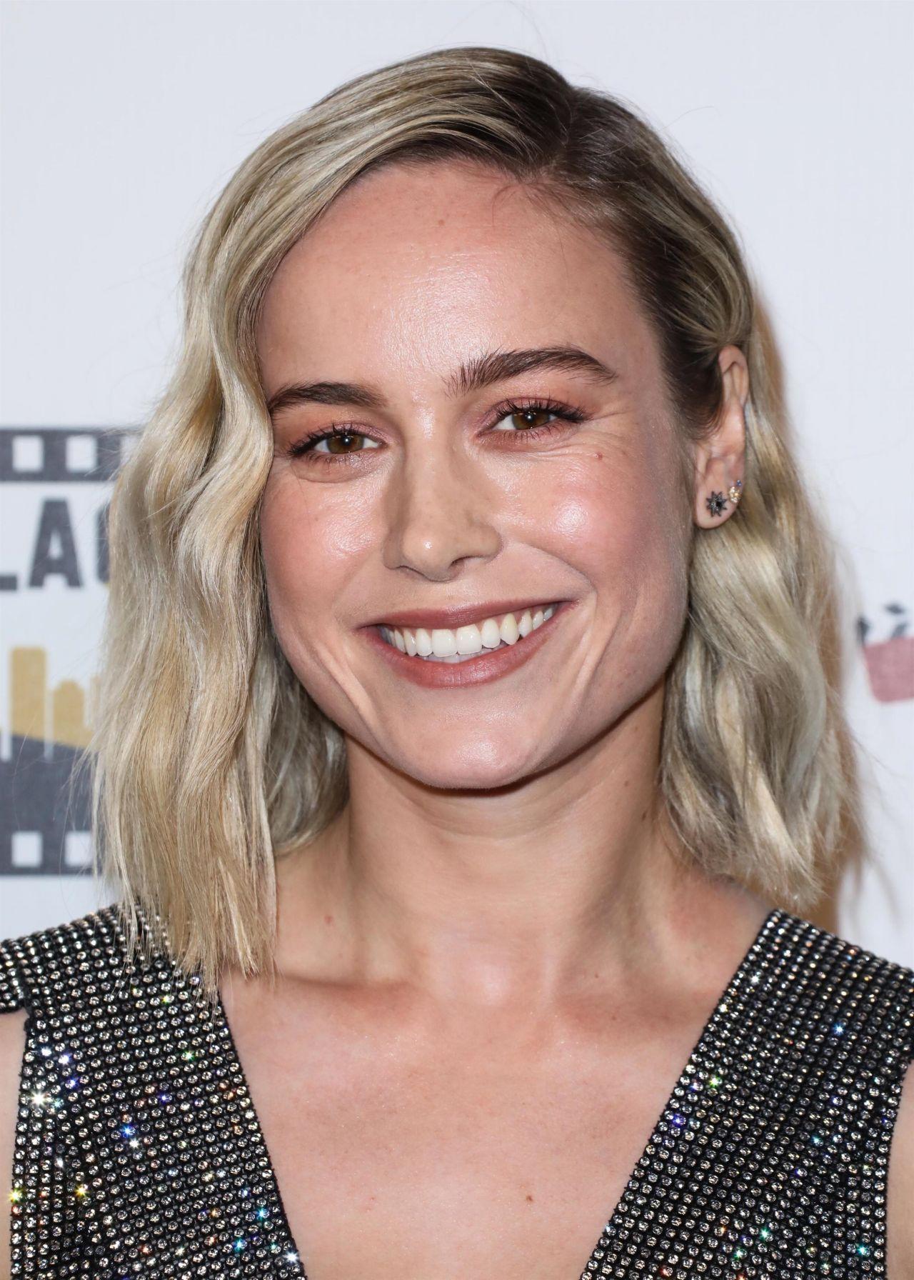 Image Result For Brie Larson 2019 Hair Brie Larson Brie Captain Marvel