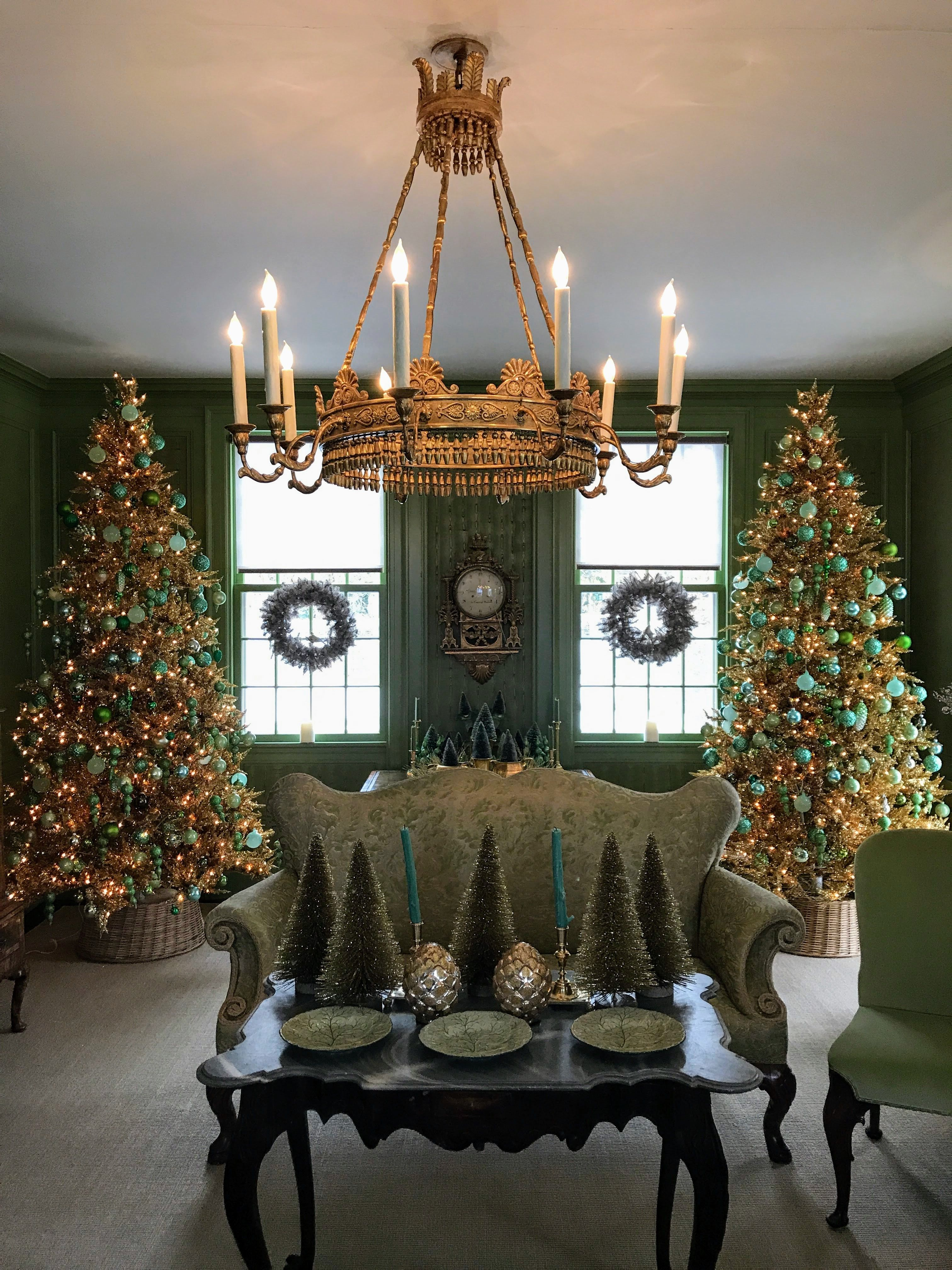 The Official Martha Stewart Blog The Martha Blog Martha Stewart Christmas Christmas Celebrations Fresh Christmas Trees