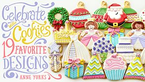 Celebrate With Cookies: 19 Favorite Designs