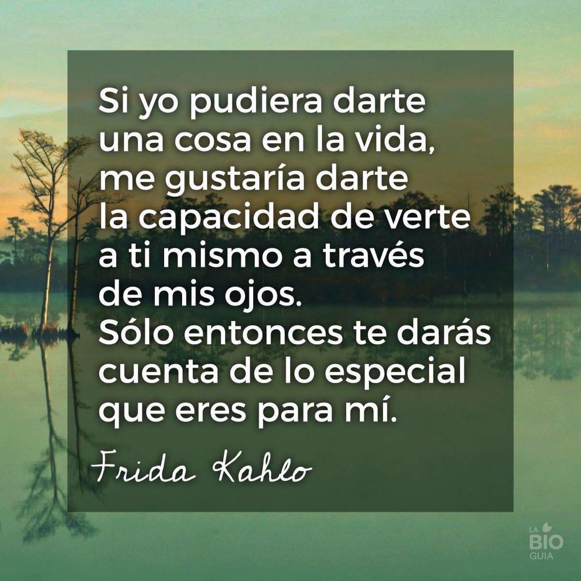 Magdalena Carmen Frida Kahlo Calder³n más conocida o Frida Kahlo Coyoacán 6 de julio de 13 de julio de fue una pintora y poetisa mexicana de