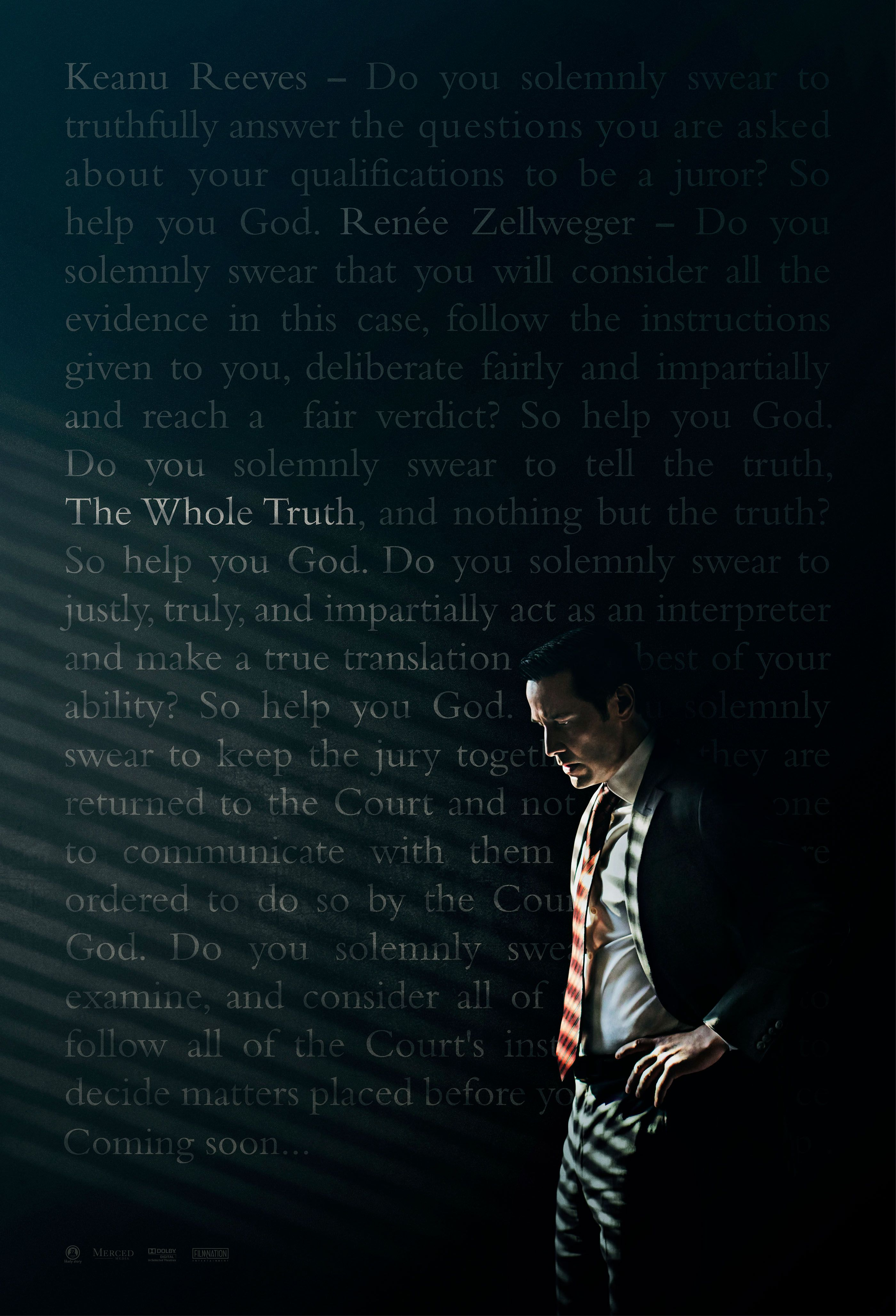 The Whole Truth (film) : whole, truth, (film), Whole, Truth, Poster, Movie,, Movie, Posters,, Posters