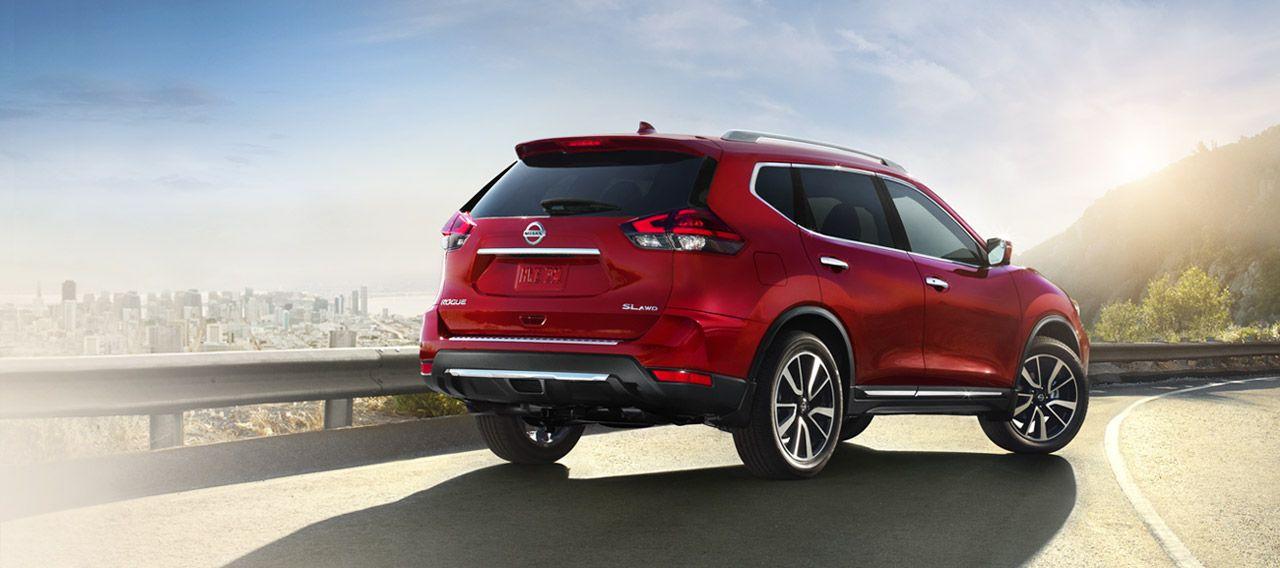 Explore the versatility of the allnew 2017.5 Nissan Rogue