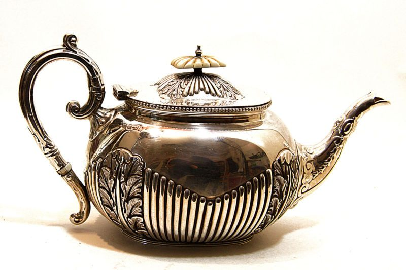 geschmackvolle englische teekanne 925er sterling silver teapots pinterest teekanne. Black Bedroom Furniture Sets. Home Design Ideas