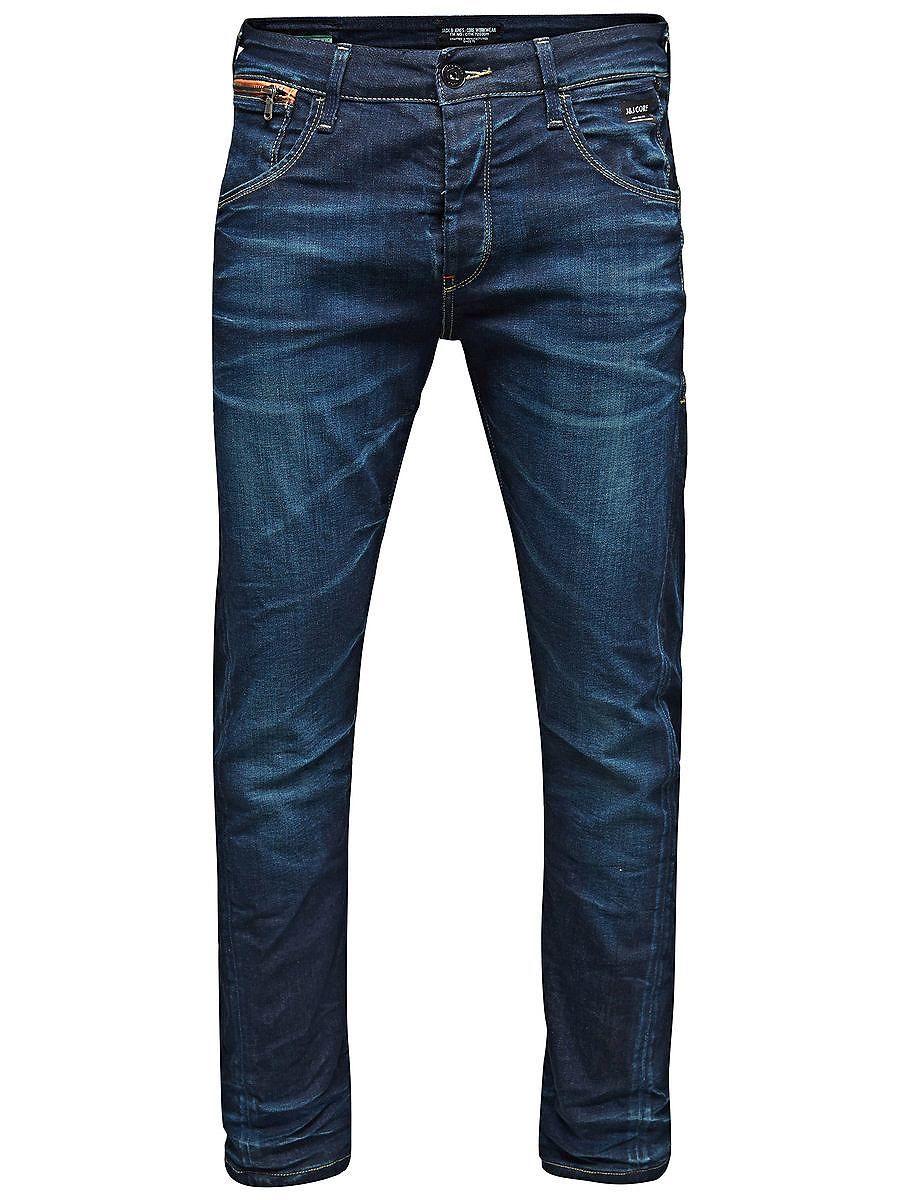5aaf33212cbb68 CORE by JACK   JONES - Regular-Fit-Jeans von CORE - Medium rise