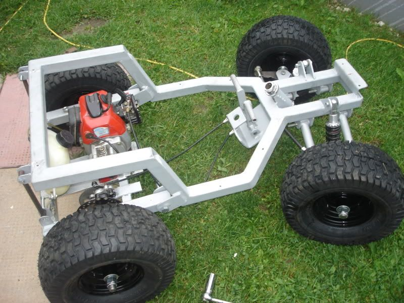 Gas Wheels Jeep Diy Go Kart Forum