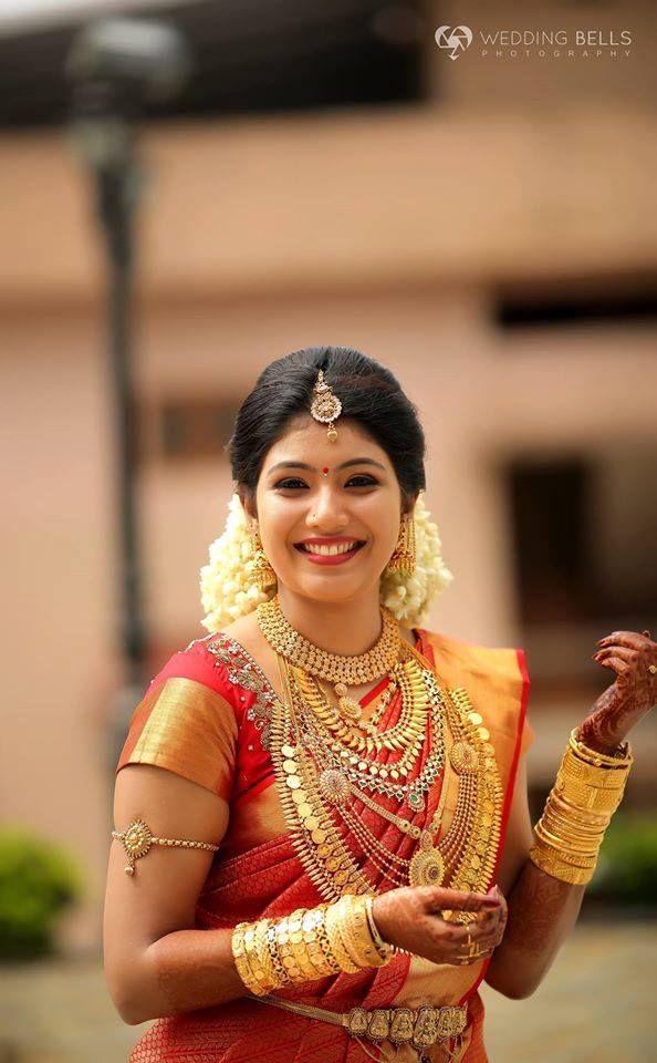 54+ Idea Hindu Bridal Hairstyle In Kerala