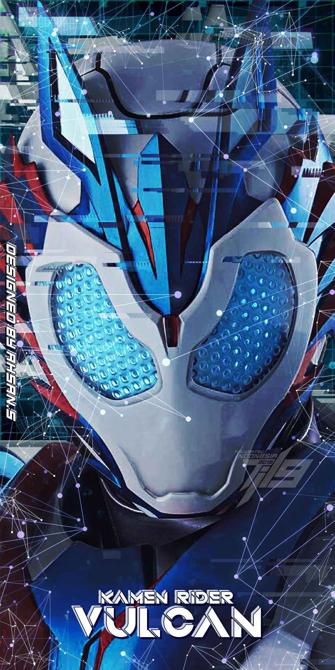 Wallpaper Kamen Rider Era Reiwa Name Kamen Rider Vulcan Tv