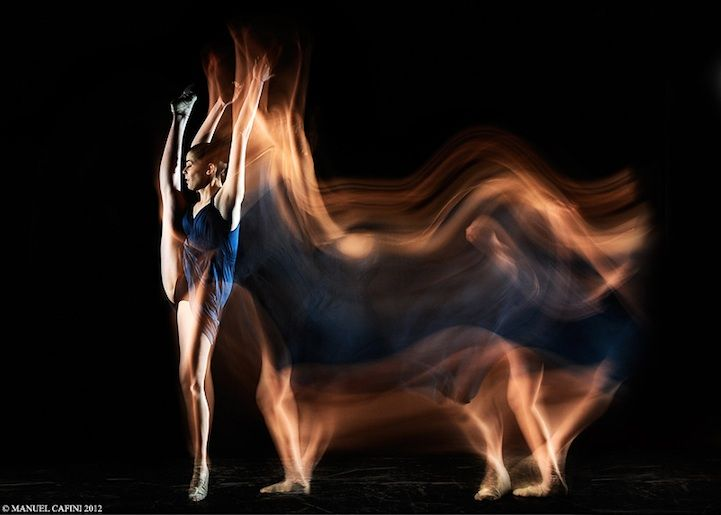 Stunning Photos Show the Art of Motion