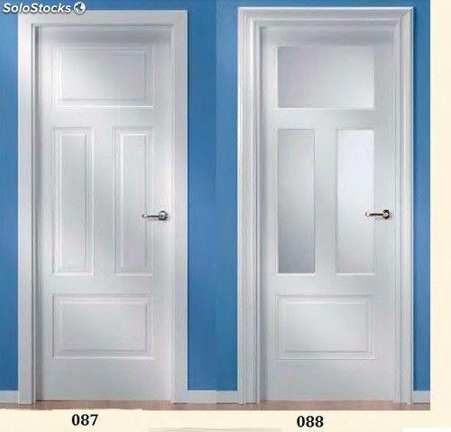 Puertas de entrada de hierro buscar con google puertas - Puertas blancas de interior ...