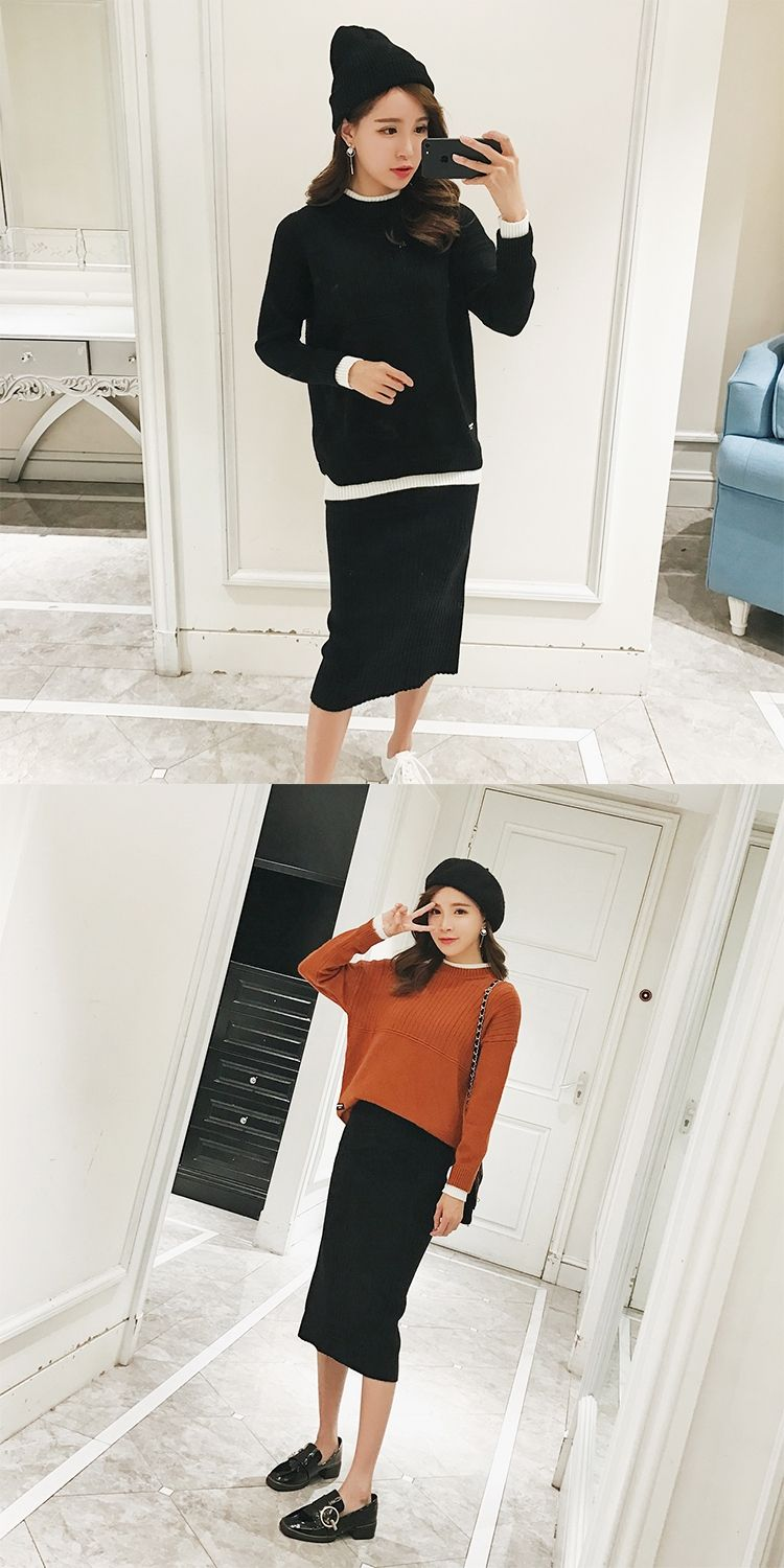 Skirt latest suits styles for winter recommendations to wear for winter in 2019