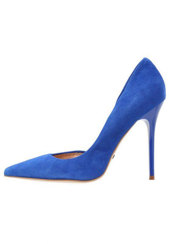 Buffalo Hoge hakken blue online kopen | Hoge hakken, Pumps