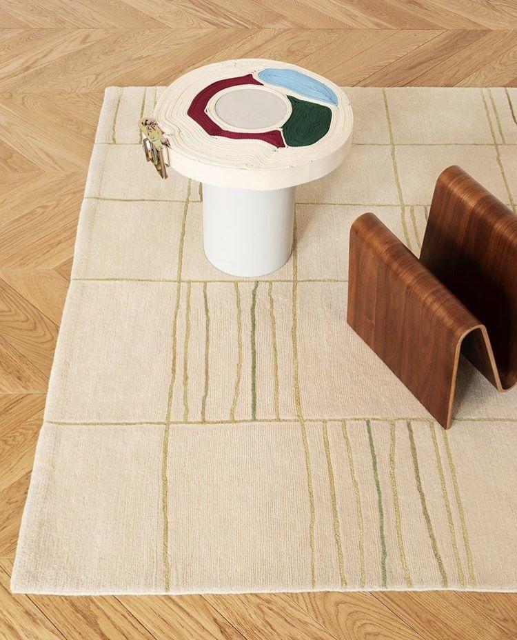 Tapis Minimaliste Et Epure Aminima Diurne Minimaliste Tapis Design