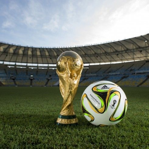 competitive price 3de86 cb2c5 The adidas Brazuca world cup 2014 ball. Made for power, swerve   control.