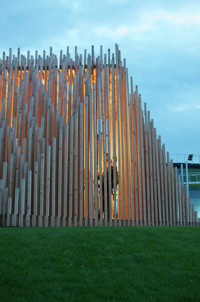 Gallery - 'Khor I' Theatre Pavilion / TAAT - 3