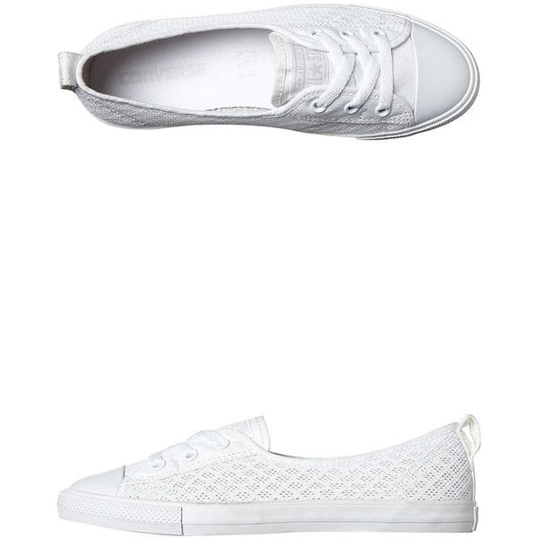 Converse Womens Chuck Taylor All Star Ballet Sneakers in