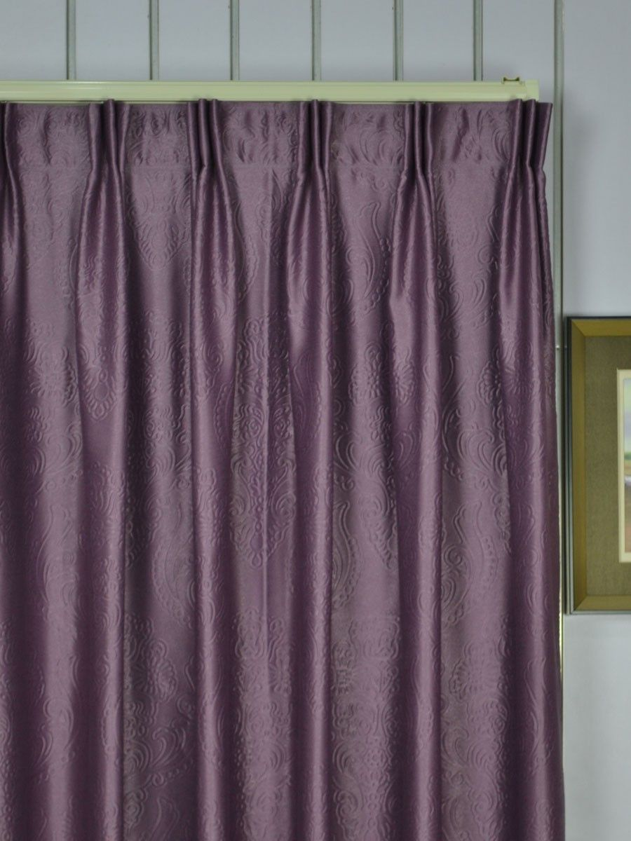 Extra Wide Swan Europe Fl Versatile Pleat Curtains 100 120 Inch Cheery