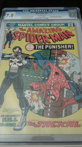 certified #graded #cgc #cpgx #art #DC #Marvel #comic Amazing Spider ...