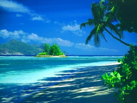 Lovely Tropical Island Beaches Wallpaper Id 1127750 Desktop Nexus Nature Beach Holiday Destinations Beautiful Beaches Most Beautiful Beaches