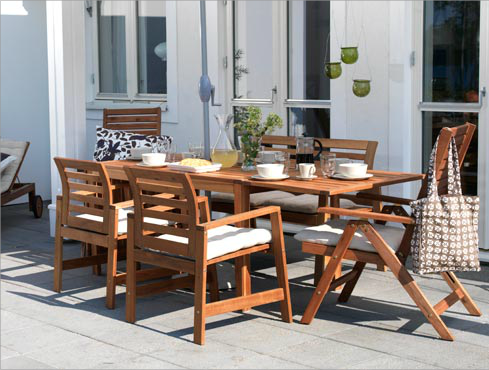 Applaro Dining Set Small Outdoor Furniture Ikea Outdoor Furniture Ikea Outdoor