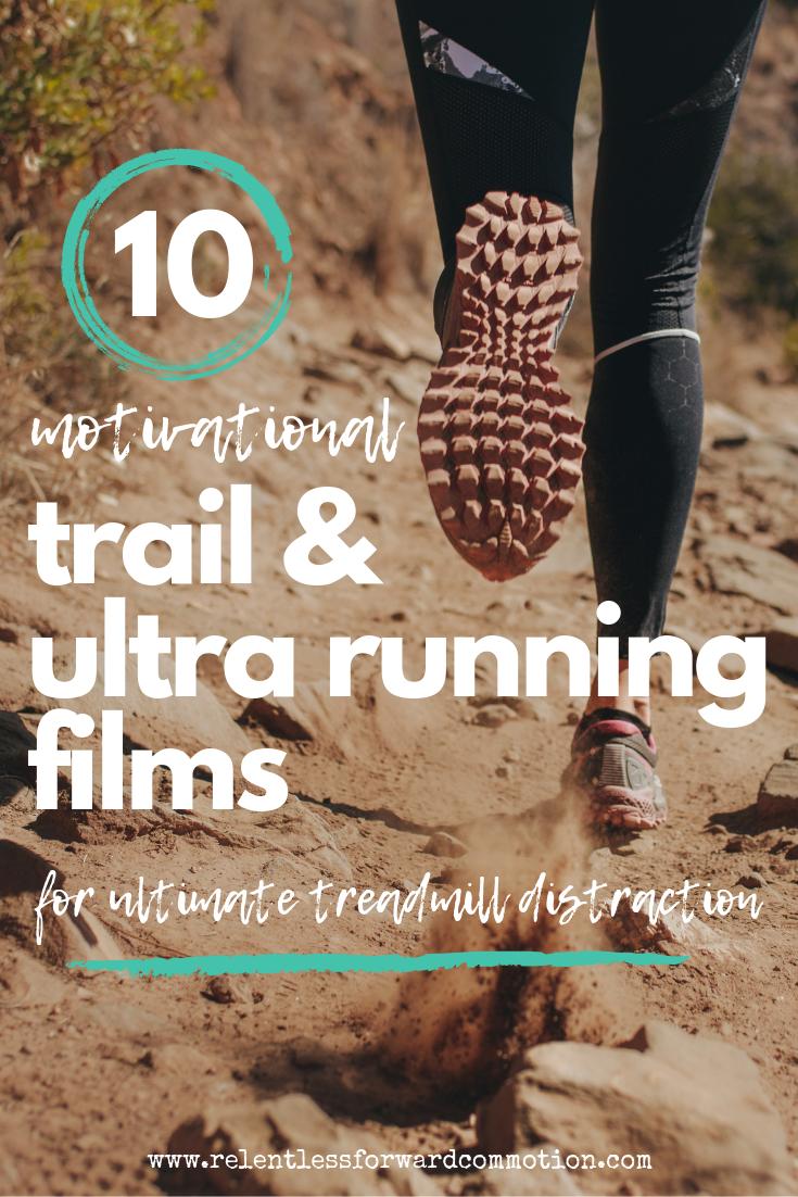 Motivational Trail & Ultra Running films
